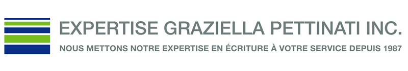 Graziella Pettinati - Écriture : Expertise de document et enseignement de l'écriture cursive